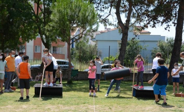 Balıkesir'deki okullarda öğrencilerin ihtiyaçlarına uygun etkinlikler düzenleniyor