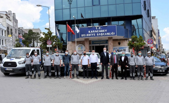 Bursa Karacabey'de çözüm odaklı hareket