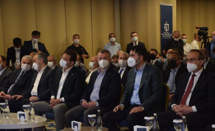 """Çevre ve Şehircilik Bakanı Murat Kurum """"Marmara Denizi Eylem Planı'""""nı açıkladı: (2)"""