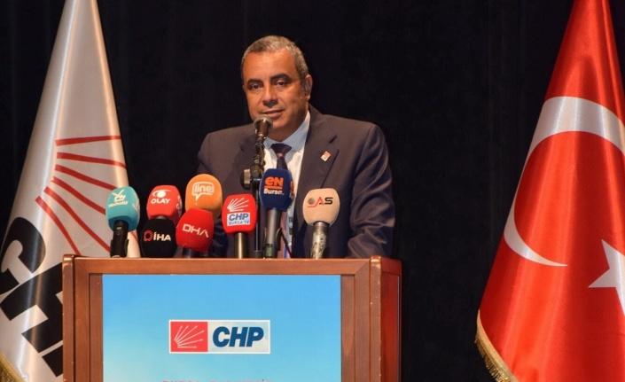 CHP Bursa'dan 'Şehir Hastanesi' tepkisi