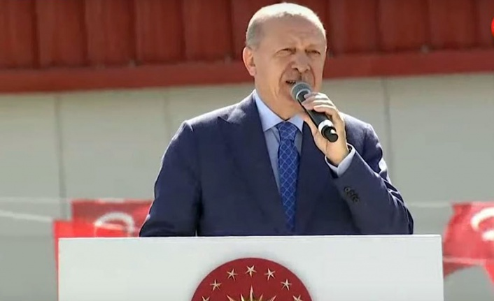 """Cumhurbaşkanı Erdoğan: """"2023 dönüşüm yılımız olacak"""""""
