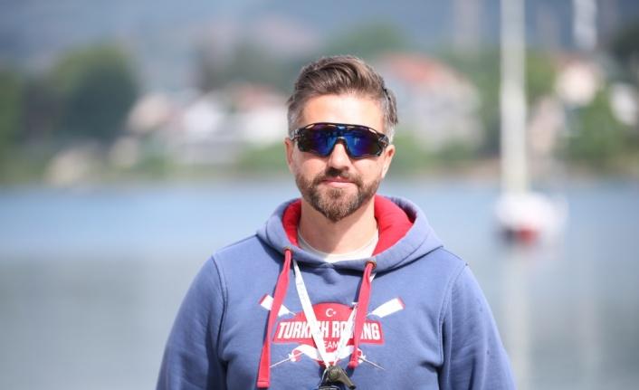 Genç milliler Avrupa ve dünya şampiyonalarında madalya için kürek çekiyor