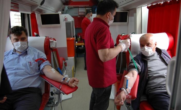Gölpazarı'nda kan bağışı kampanyası