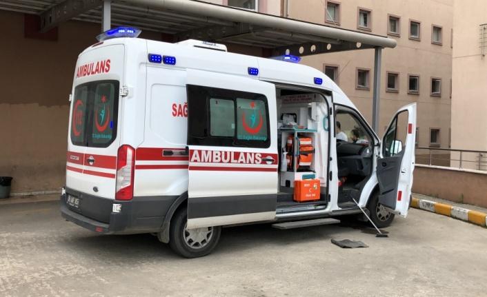GÜNCELLEME - Tekirdağ'da sahte içkiden zehirlenen 11 kişiden 1'i yaşamını yitirdi