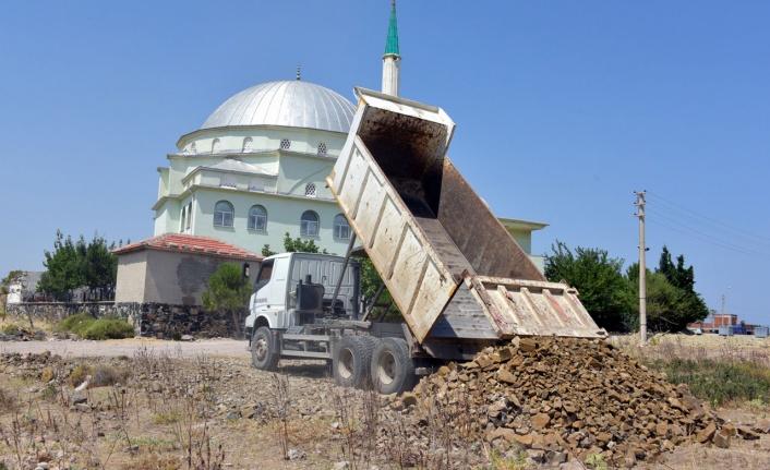 İzmir Aliağa'da imar planlarındaki yollar açılıyor