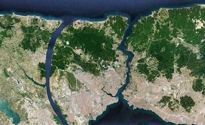 Kanal İstanbul'da ilk temel günü