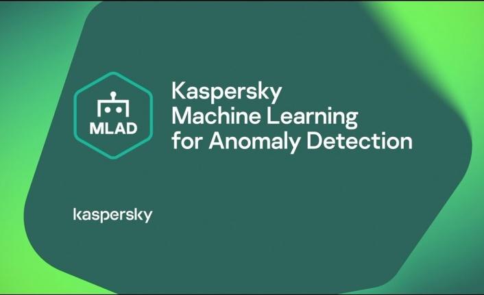 Kaspersky Machine Learning for Anomaly Detection kullanıma sunuldu