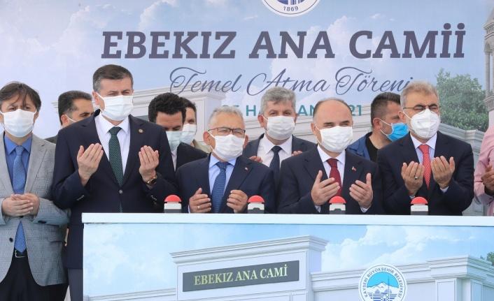 Kayseri Bünyan'a yeni cami yapılıyor