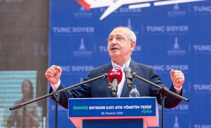 Kılıçdaroğlu, İzmir'den 'destek' istedi
