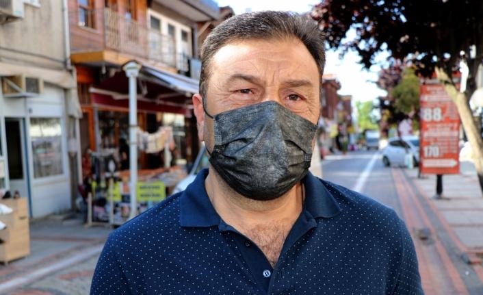 Kovid-19 vaka sayılarının azaldığı Trakya'da vatandaşlar rehavetten uzak durulmasını istiyor
