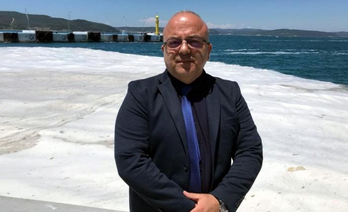 """Marmara Denizi'nin müsilajdan kurtarılması için """"acil eylem planı""""nın uygulanması önemli"""
