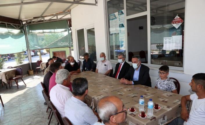 Sakarya Büyükşehir Belediyesi mantar üretim tesisi hizmete başladı