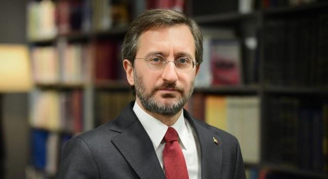 'Sınavsız tıp eğitimi' haberlerine bir yalanlama da Fahrettin Altun'dan