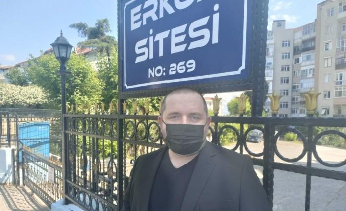 Thodex'in sahibi Özer'in Darıca'daki evinde haciz