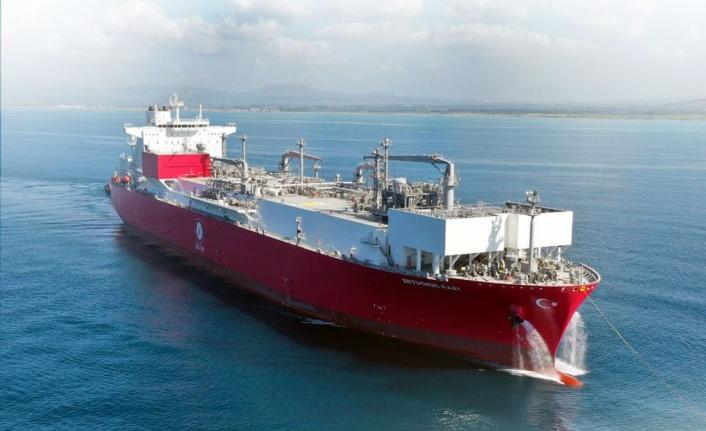 Türkiye'nin doğal gazdaki yeni üssü bugün devreye alınıyor