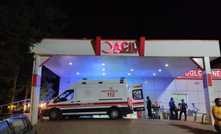 Kocaeli'de otomobilin çarptığı yaya ağır yaralandı