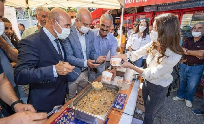 Başkan Soyer'den Şanlıurfa Federasyonu'nda aşure ikramı