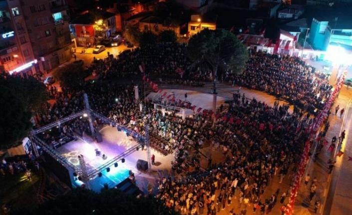 Bergama'da kermes kutlamaları sona erdi
