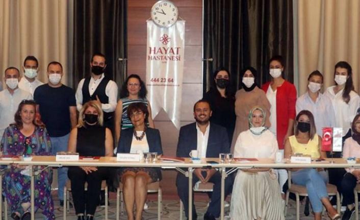 Bursa'da hemşirelere 'Hayat' eğitimi