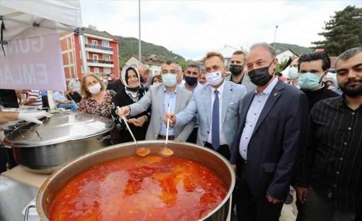 Cerrah fasulyesine festivalli tanıtım