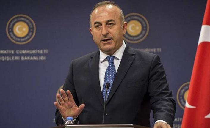 """Çavuşoğlu: """"Kabil için iki aşamalı çalışıyoruz"""""""