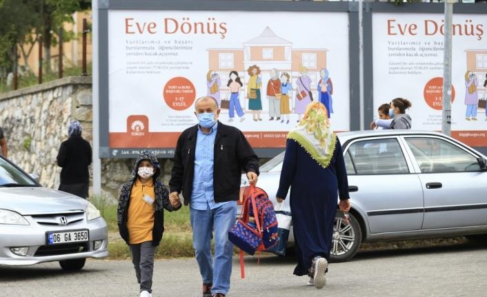 Doğu Marmara ve Batı Karadeniz'de yeni eğitim öğretim yılı başladı
