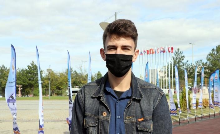 Edirne'de üniversite öğrencileri yüksek ev kiralarına tepkili