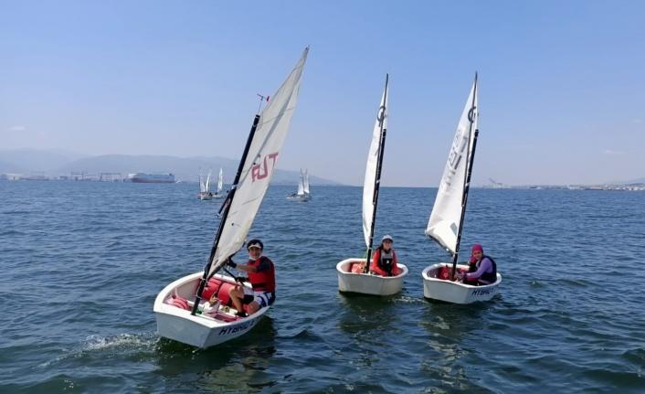 İzmit Körfezi yelken yarışlarına ev sahipliği yapacak