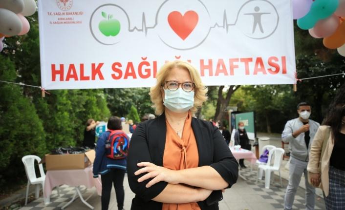 Kırklareli Sağlık Müdürü Cerit'ten Kovid–19 ile mücadelede rehavete kapılmayın uyarısı: