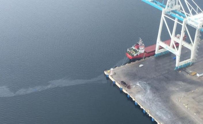 Kocaeli'de deniz kirliliğine 1,2 milyon liralık ceza!