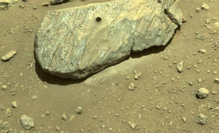 Mars'ta ilk başarılı sondaj gerçekleşti