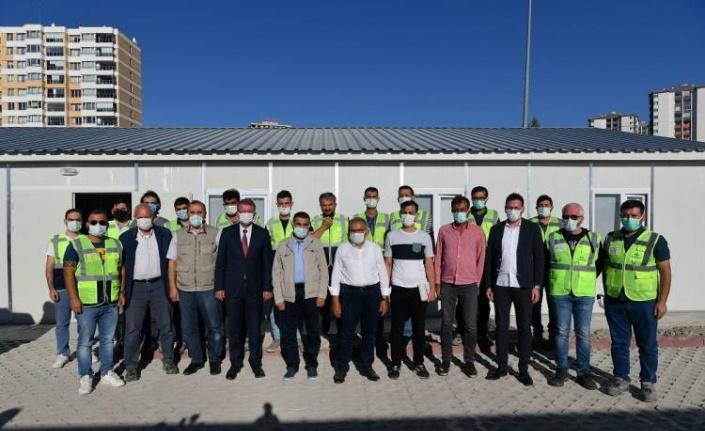 Memduh Büyükkılıç'tan 'tramvay hattı' müjdesi
