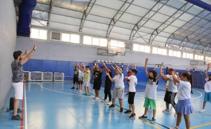 Nilüfer Belediyesi'nde kış sporları