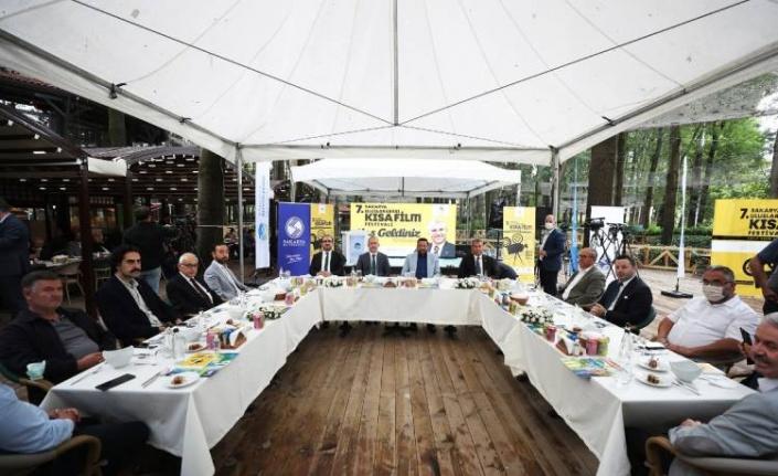 Sakarya'da Film Festivali  heyecanı