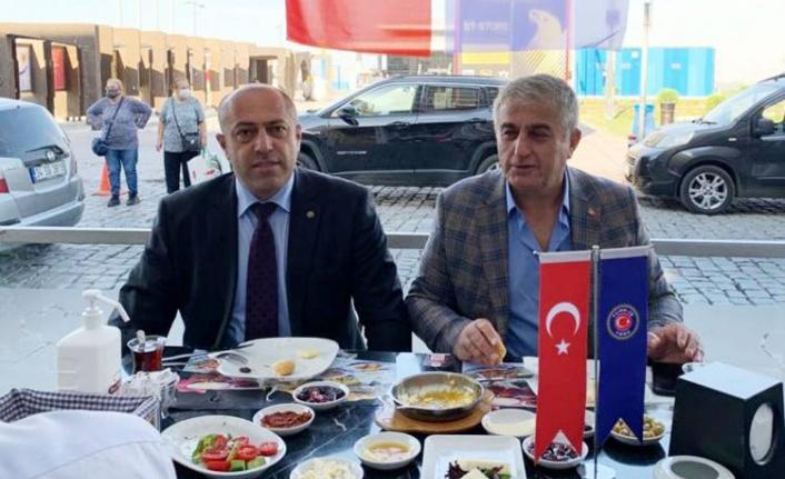 TÜRK-İş İzmir Bölge Temsilciliği'ne atama