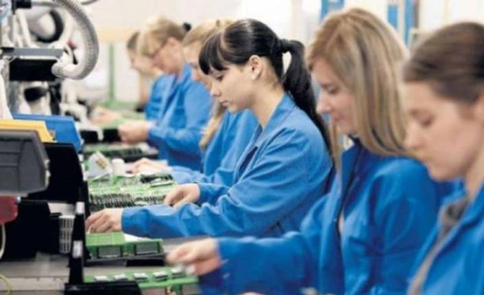 Türkiye'de ücretli çalışanlarda yüzde 10,9 artış