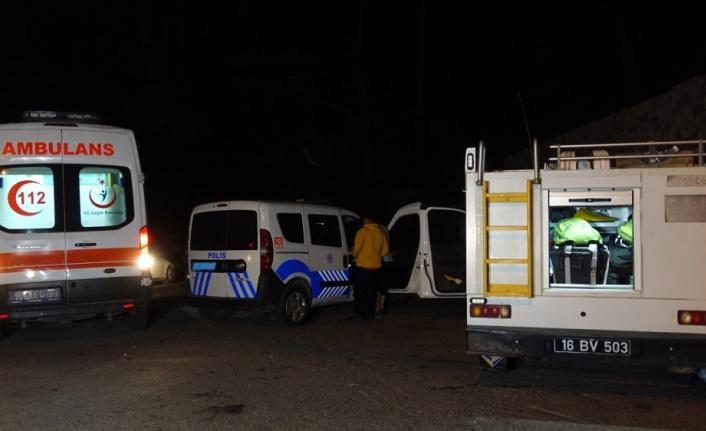 Uludağ'da mahsur kalan 4 arkadaş kurtarıldı