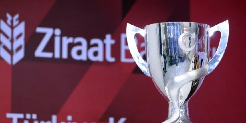 Ziraat Türkiye Kupası'nda 2021-2022 sezonu heyecanı başlıyor