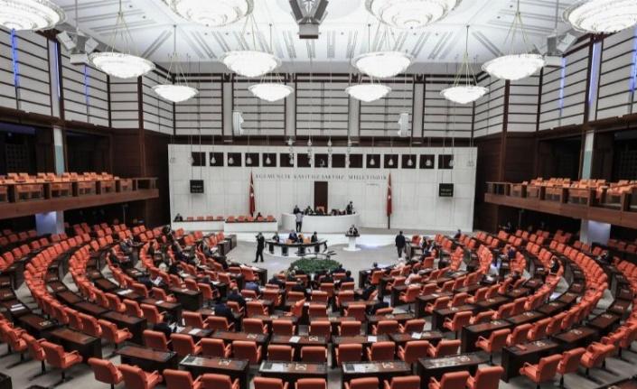 64 maddelik vergi paketinde ilk 45 madde kabul edildi