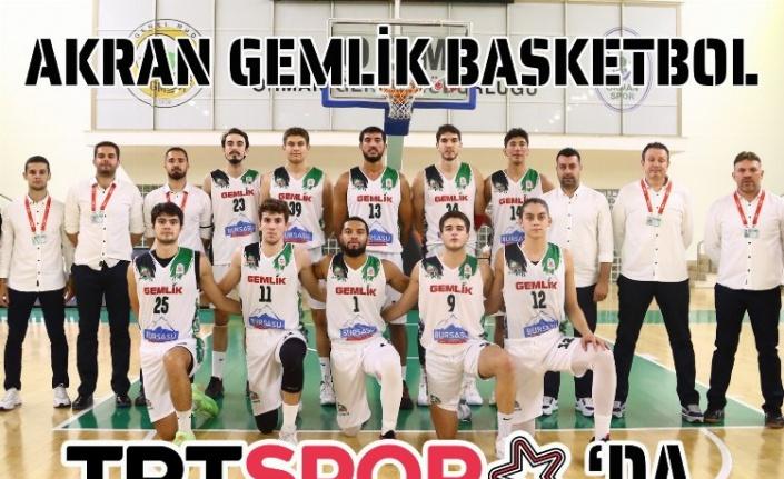 Akran Gemlik Basketbol – Akhisar Belediyespor karşılaşacak