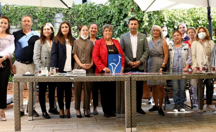 Aydın'da kadın dostu Kuşadası'nda 'Acil Yardım Hattı' desteği