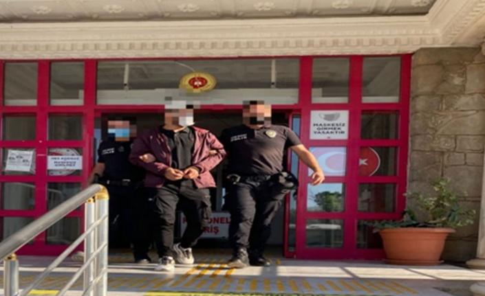 Hırsızlık olayının failleri tutuklandı