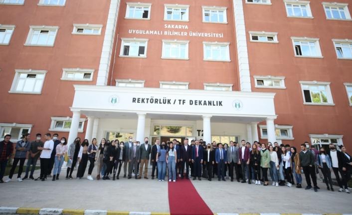 Basın İlan Kurumu Genel Müdürü Duran, Sakarya'da gazeteci adaylarıyla buluştu: