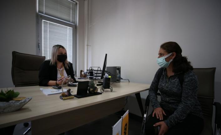 Bursa Büyükşehir Belediyesinin istihdam ofisi 2 ayda 1000 kişiye iş buldu