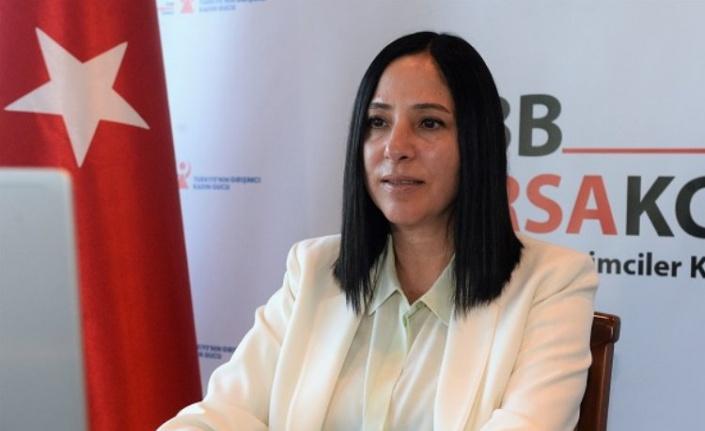 Bursa'da KGK'dan kadın kooperatiflerine eğitim desteği