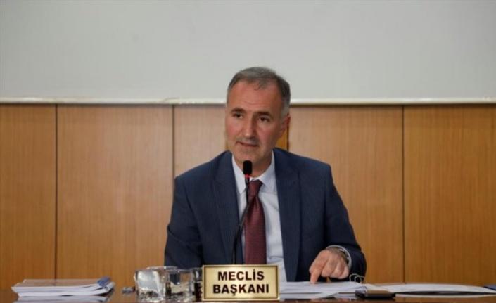 Bursa İnegöl Belediyesi ekim ayı meclis toplantısı düzenledi