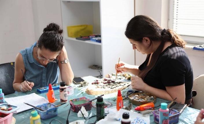 Bursa Nilüfer'de Kadın ve Çocuk Akademisi