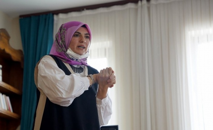 Bursa Yıldırım Belediyesi'nde anneler bilinçleniyor