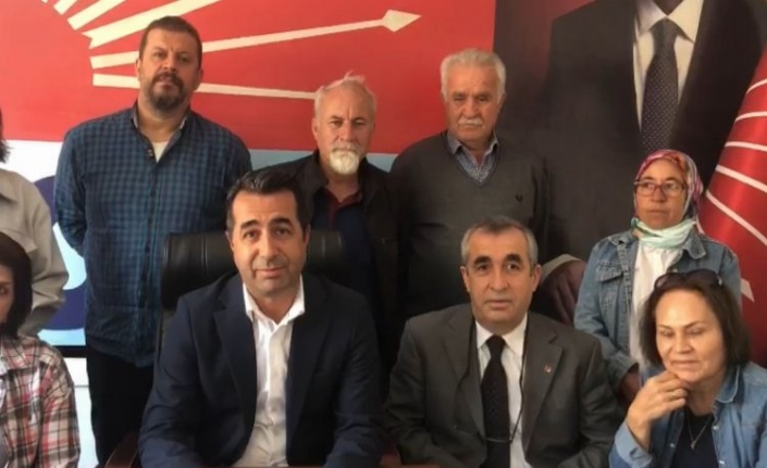 CHP Niğde İl Başkanı Adem'den TÜGVA açıklaması
