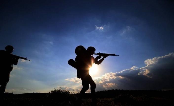 Fırat Kalkanı Harekatı Bölgesi'nde 1 asker şehit oldu